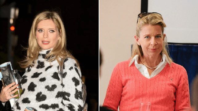 Rachel Riley and Katie Hopkins