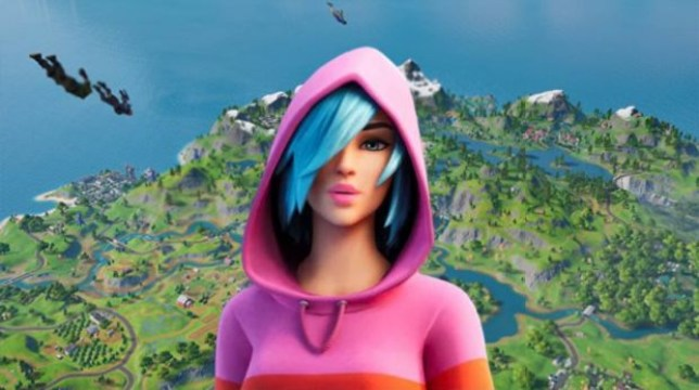 New Fortnite skin leaked, then shut down by Samsung rep