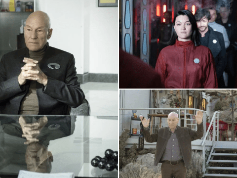 Star Trek: Picard episode 2: 5 questions we need answers to as Jean-Luc recruits his fleet in Maps and Legends