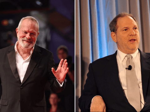 Monty Python star Terry Gilliam says Harvey Weinstein's victims are 'adults who made choices'