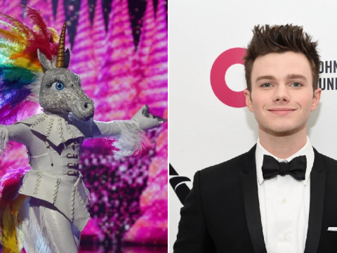 The Masked Singer fans think the Unicorn might be Glee star Chris Colfer