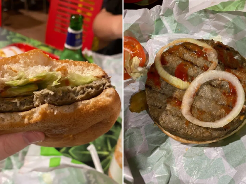 Review: How does the Burger King plant-based Rebel Whopper burger actually taste?