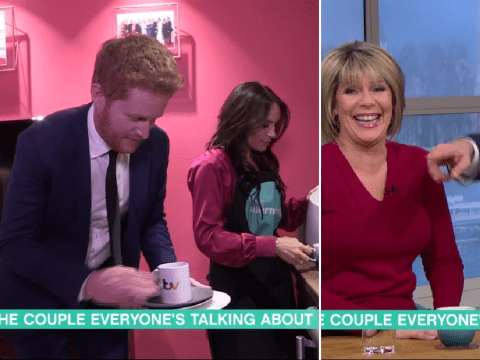 Eamonn Holmes and Ruth Langsford rinse 'financially independent' Prince Harry and Meghan Markle as they 'put couple to work'