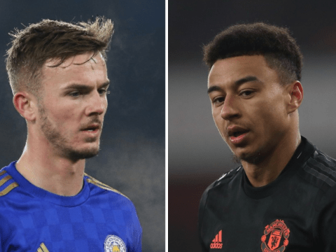 Brendan Rodgers rules out James Maddison-Jesse Lingard transfer deal with Manchester United