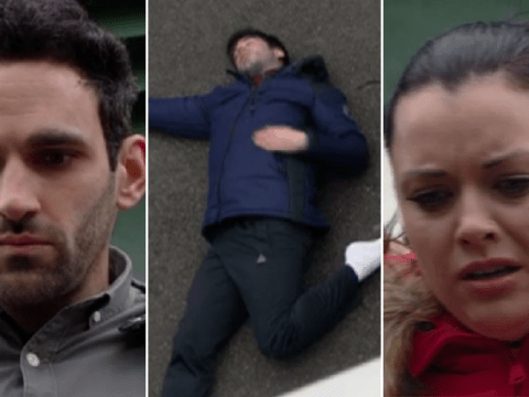 EastEnders spoilers: Evil Leo King dies as Kush Kazemi pushes him from a balcony to protect Whitney Dean?