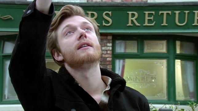 Daniel in Coronation Street