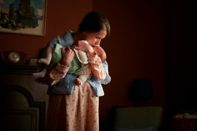 Call The Midwife's Marion