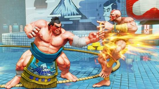 Street Fighter 5: Champion Edition screenshot