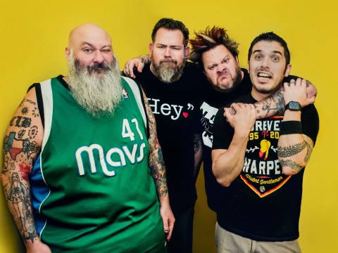 Bowling For Soup's Jaret Reddick on Alexa Bliss, WrestleMania and FaceTiming WWE legends