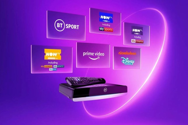 BT is revamping its TV offerings in a big way (BT)