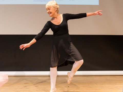 82-year-old ballet dancer passes grade eight exam: 'As long as I can still stand on two legs, I can't imagine stopping'