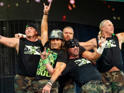 NXT UK's Trent Seven can't believe D-Generation X are his WWE bosses
