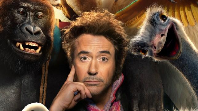 Robert Downey Jr in Dolittle