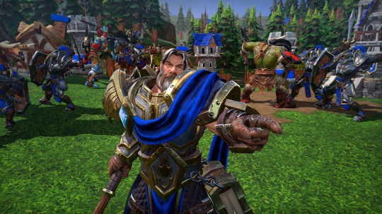 Warcraft 3: Reforged screenshot