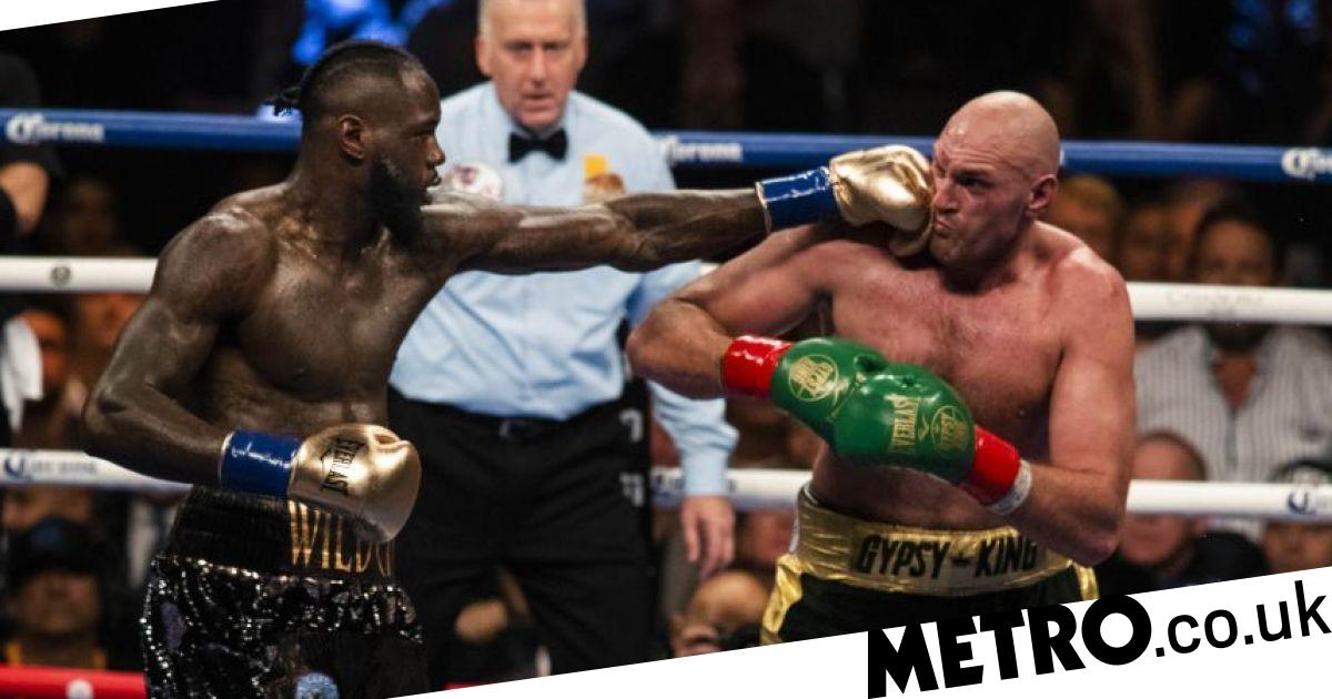 Tyson Fury explains how he will have 'completed' boxing with Deontay Wilder win