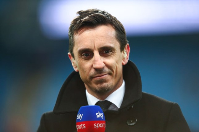 Gary Neville provides free hotel rooms to NHS staff to help fight coronavirus