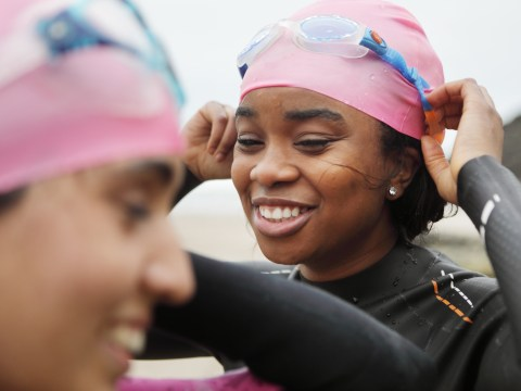 How to start doing triathlons – even if they seem scary