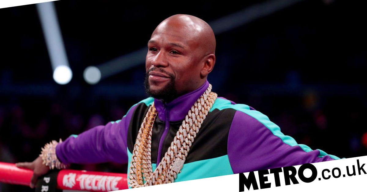 Floyd Mayweather sends classy message to Deontay Wilder after Tyson Fury defeat