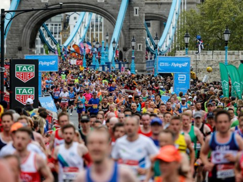 Will the London marathon be cancelled because of coronavirus?