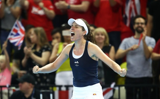 Without talisman Johanna Konta, can Great Britain side step up to reach Fed Cup Finals?
