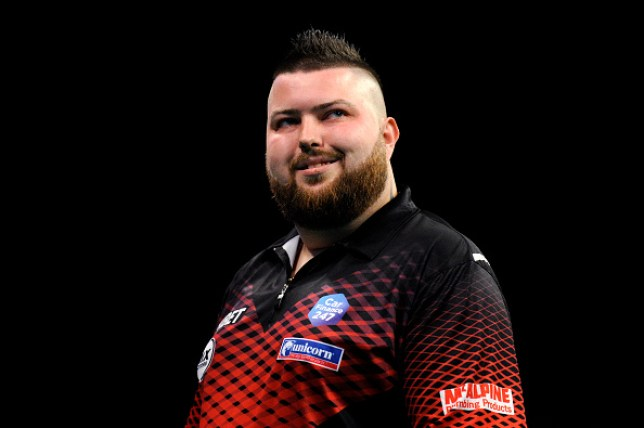 Michael Smith threw the first nine-dart leg in the Premier League for three years