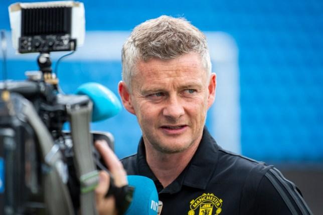Under-fire Manchester United manager Ole Gunnar Solskjaer