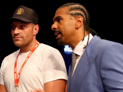 David Haye warns Tyson Fury not to get complacent after Deontay Wilder's latest comments