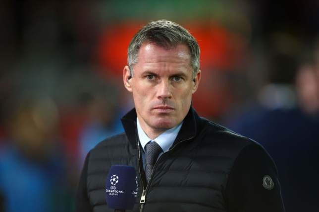 Jamie Carragher has heaped praise on Manchester United target Jack Grealish