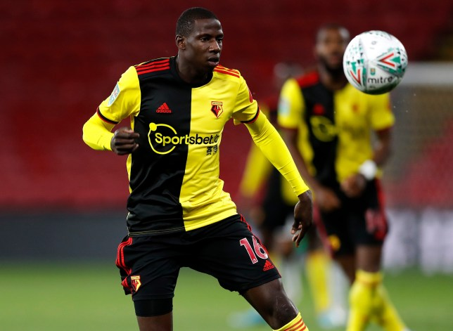 Abdoulaye Doucoure was heavily linked with Chelsea last month