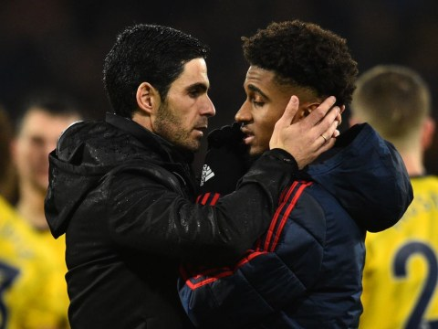 Arsenal winger Reiss Nelson explains how Mikel Arteta will turn him into a top player