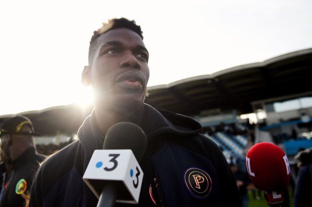 iverpool and Man City have been urged to sign Paul Pogba from Man Utd