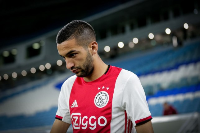 Chelsea are on the verge of signing Hakim Ziyech from Ajax