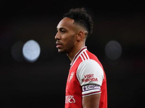 Arsenal set asking price for Pierre-Emerick Aubameyang as Inter Milan prepare transfer swoop