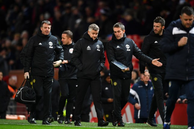 Man Utd Stars Concerned About Training Methods Coach Kieran Mckenna Metro News