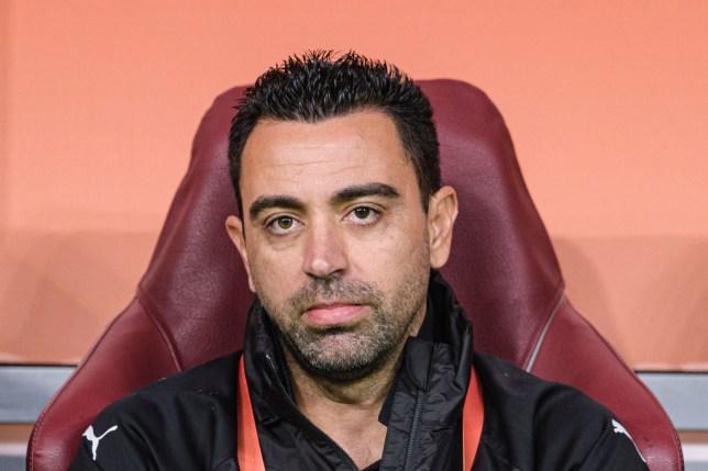 Barcelona legend Xavi managing in Qatar