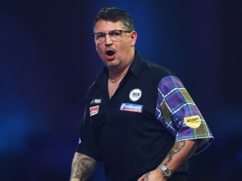 Gary Anderson says the Premier League field should be afraid: 'I'll scare the living daylights out of them'