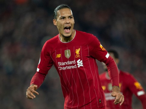 Not Virgil van Dijk: Rio Ferdinand names the four contenders for Premier League Player of the Year