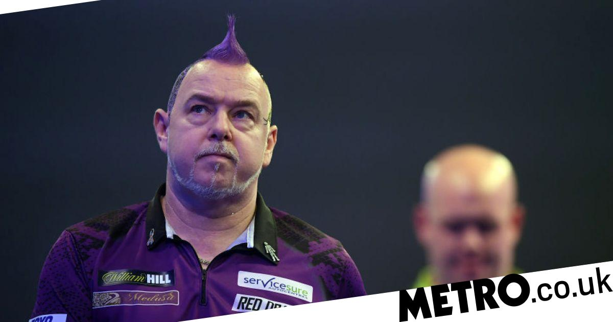 Wright: Me and Price are top two in the world - Van Gerwen about fourth