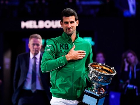 Novak Djokovic pays heartfelt tribute to Kobe Bryant after winning Australian Open