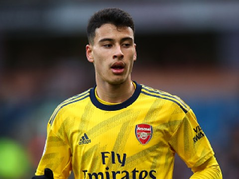 Arsenal invincible Robert Pires raves about 'revelation' Gabriel Martinelli