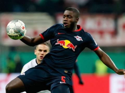 Dayot Upamecano responds to Arsenal transfer speculation ahead of Tottenham clash