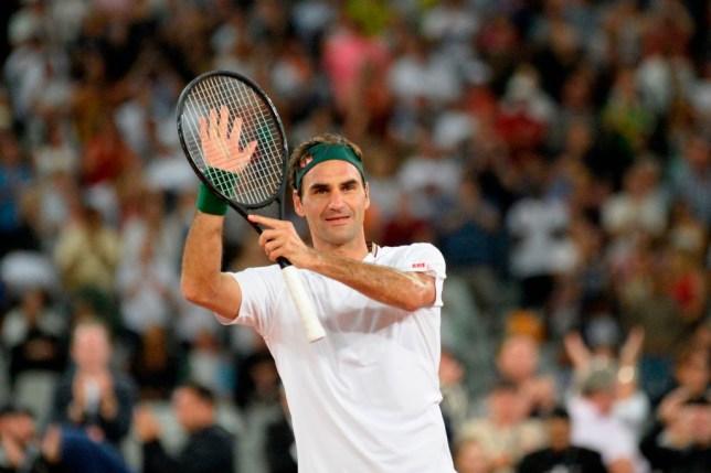 Roger Federer đang đứng vị trí thứ 3 của ATP