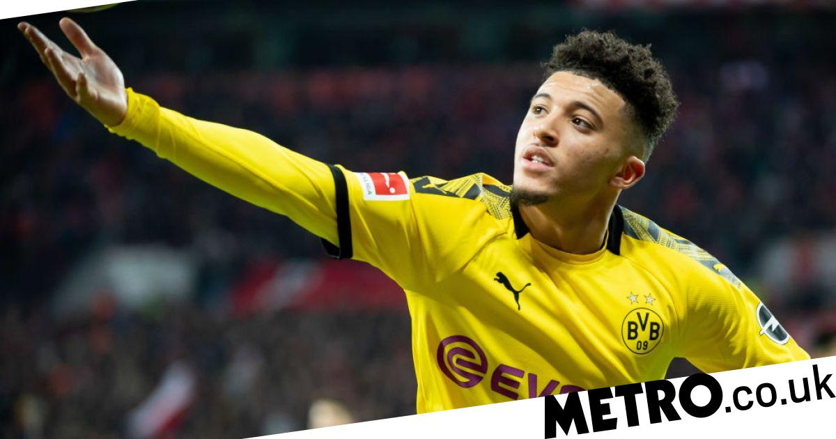 How Jadon Sancho was 'key' to Chelsea player leaving in January