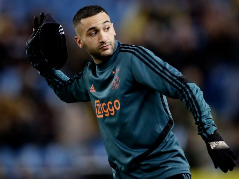 Hakim Ziyech breaks silence after Chelsea confirm signing of Ajax star
