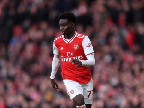 Arsenal risk losing Bukayo Saka as contract talks hit new stumbling block