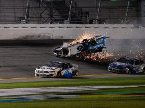 Ryan Newman in serious condition after surviving 195mph Daytona 500 crash