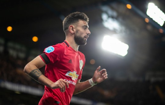 Bruno Fernandes has been compared to Manchester United legend Paul Scholes