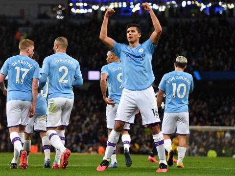 Manchester City ace Rodri embarrasses West Ham as he sets Premier League record