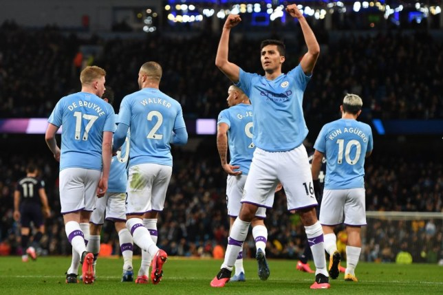 Rodri made Premier League history in Manchester City's victory over West Ham