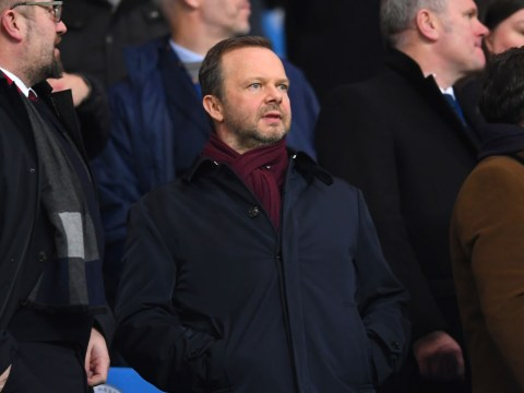 Manchester United chief Ed Woodward reveals plans for summer transfer window